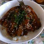 いわしの蒲焼丼☆コストコ食材・アレンジレシピ
