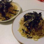 コストコの有機納豆で、納豆スパゲッティー☆食材アレンジ・レシピ