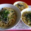 しらす&海苔のスパゲッティー☆コストコ食材・アレンジレシピ