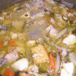 コストコの豚こま肉で、豚汁☆食材アレンジ・レシピ