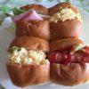 ハワイアンロールでバラエティーサンド☆食材アレンジ・レシピ