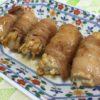 コストコの豚バラ肉で、肉巻きえのき☆食材アレンジ・レシピ