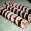 サーモンとアボカドの海苔巻き☆コストコ食材・アレンジレシピ