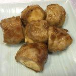豆腐の肉巻き☆コストコ食材・アレンジレシピ