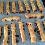 塩チョコチップスティックパイ ☆コストコ食材・アレンジレシピ