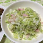 さっぱり美味しい白菜コールスロー ☆コストコ食材・アレンジレシピ
