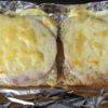 とろけるハムチーズトースト ☆コストコ食材・アレンジレシピ