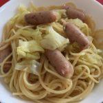 バジルウインナーペペロンチーノ ☆コストコ食材・アレンジレシピ