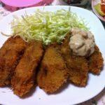 ぷりぷり大粒の牡蠣フライ ☆コストコ食材・アレンジレシピ
