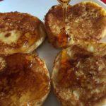 ディナーロールでフレンチトースト ☆コストコ食材・アレンジレシピ