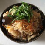 ヨシダソース グルメのたれを使った絶品炊き込みご飯☆コストコ・レシピ