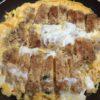 とんかつと納豆のタレで絶品ジューシーなかつ煮☆コストコ食材アレンジレシピ