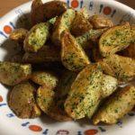 クレイジーガーリック&青海苔ポテト ☆コストコ食材アレンジレシピ