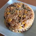 煮豚とコーンの子供が喜ぶ美味しい炒飯!コストコ食材アレンジレシピ